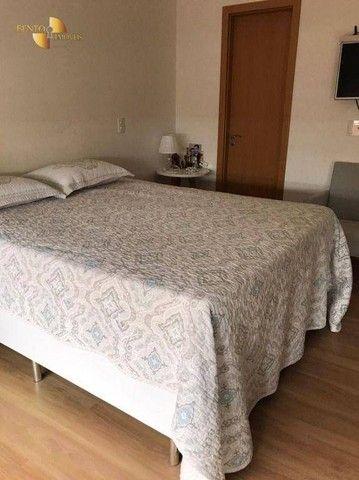 Apartamento com 3 dormitórios à venda, 106 m² por R$ 750.000,00 - Areão - Cuiabá/MT - Foto 3