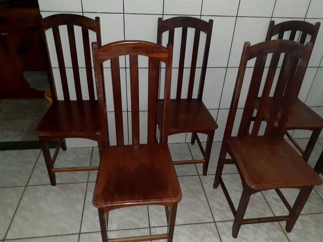 Jogo de mesa de Jantar - Foto 4