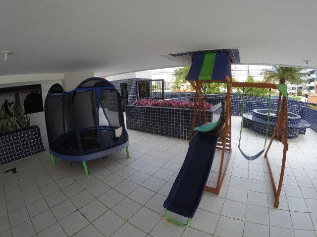 Edf. Estrela do Mar - 86 m² - 3 quartos (2 suítes) - Jatiuca - Foto 18