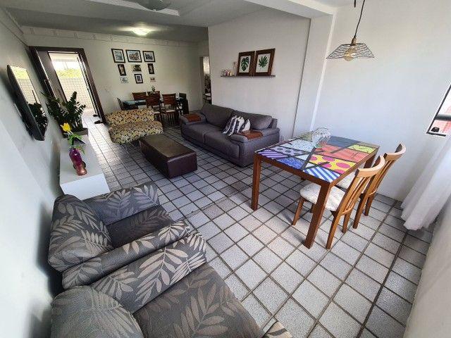 Vendo/Troco apartamento 4 quartos, 1 suíte + dependência com 132m2 em Boa Viagem  - Foto 8