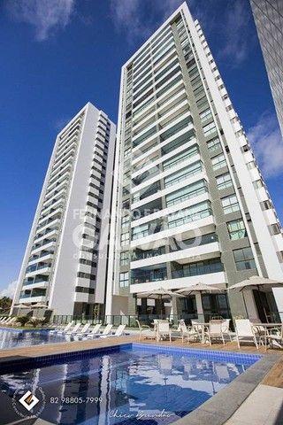 Apartamento para venda tem 114 metros quadrados com 3 quartos em Guaxuma - Maceió - AL