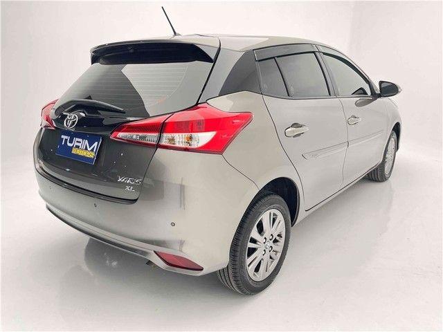 Toyota Yaris 2020 1.5 16v flex xl plus connect multidrive - Foto 12