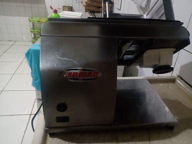 Máquina de fatiar manual  - Foto 3