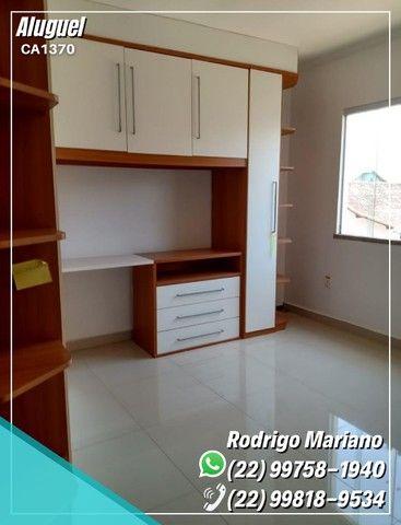 Alugo linda casa c/ área gourmet e hidromassagem no bairro Jardim Mariléa, Rio das Ostras - Foto 7