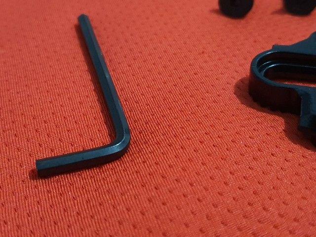 Taco para pedal de clip padrão shimano. Novo sem uso. Bike bicicleta  - Foto 3