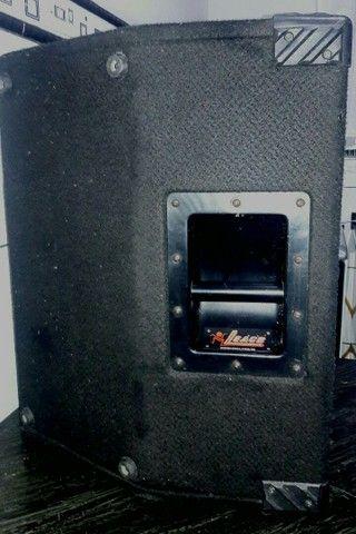 Caixa De Som Leacs Vtx 300 - Ativa - 300 W - Retirar Em Mãos - Foto 6