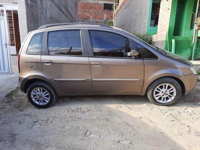 Fiat ideia 1.8 elx flex 8v 2010