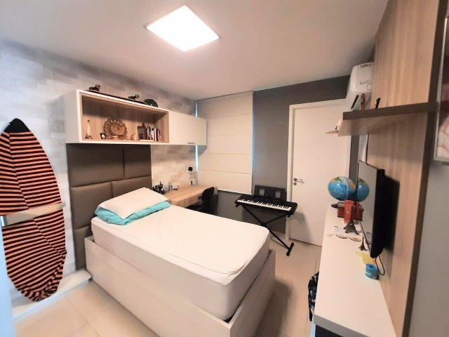 Apartamento Bosque das Flores,142 m²,Luciano Cavalcante - Foto 15
