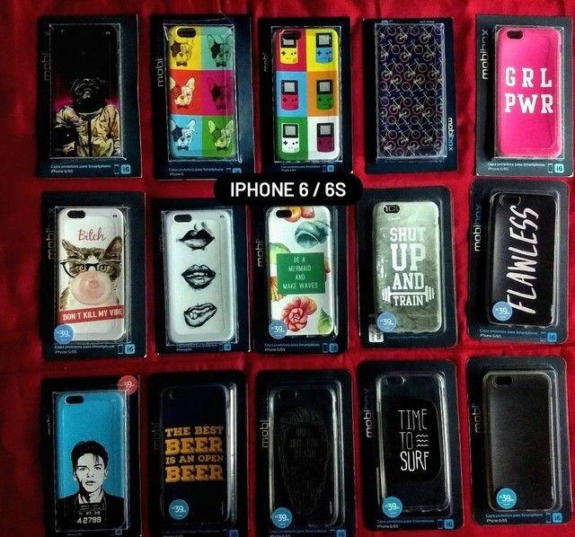 155 capinhas de celular