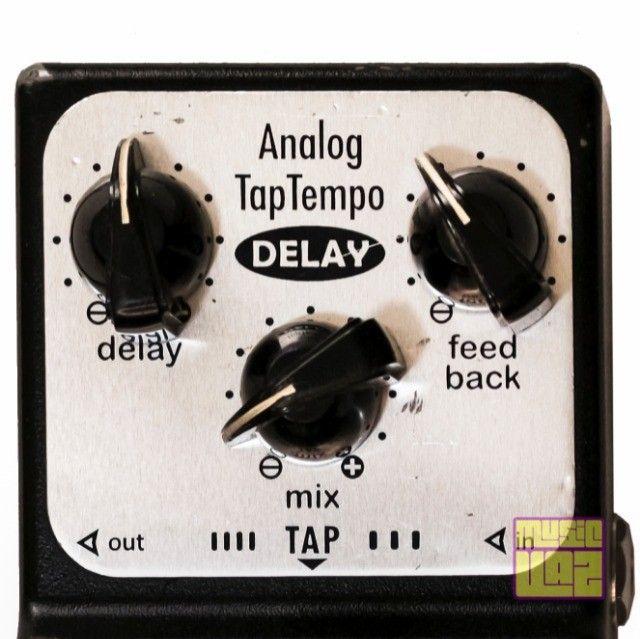 Pedal NIG Analog TapTempo Delay - Foto 2