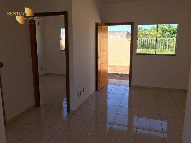 Casa com 2 dormitórios à venda, 64 m² por R$ 172.000 - Jardim Glória l - Várzea Grande/MT - Foto 9