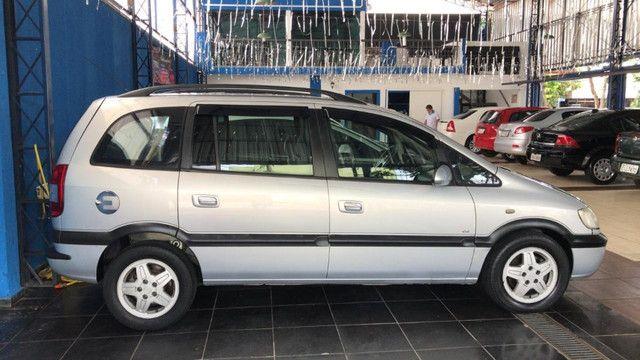 7 Lugares *[Promoção] Chevrolet Zafira Expression 2.0 - Flex - Automático - Completo - Foto 6