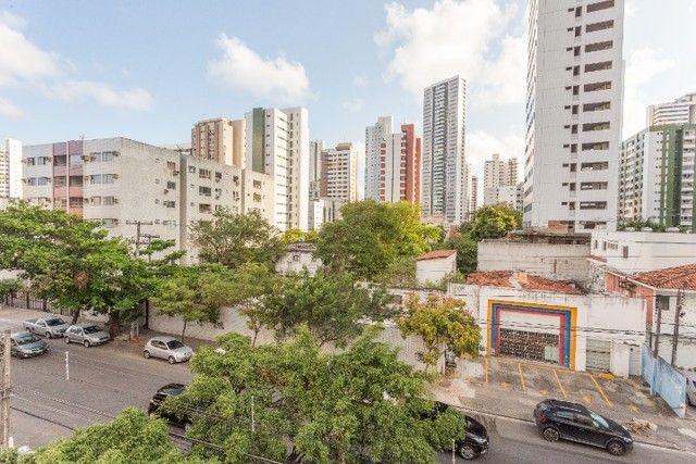 Apartamento 31 B, mobiliado c/ 1 quarto de frente em Boa Viagem - Recife - PE - Foto 19