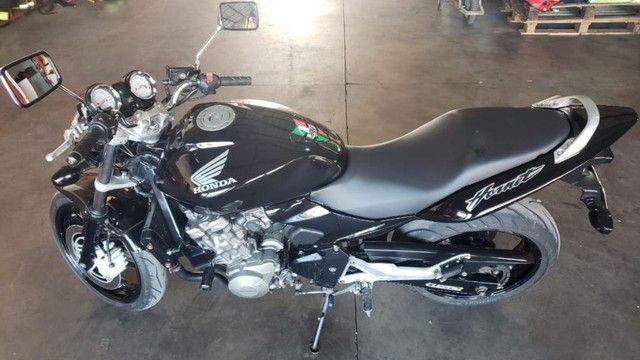 Hornet Honda 2005 Carburada