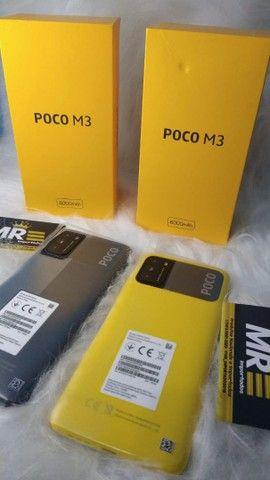 Xaiomi POCO M3 128 GB NOVO 90 DIAS DE GARANTIA!
