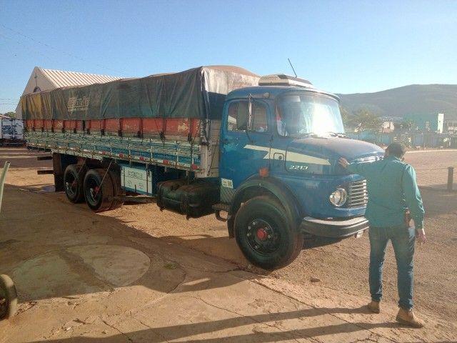 Mercedes 2213 ,caminhão  - Foto 3