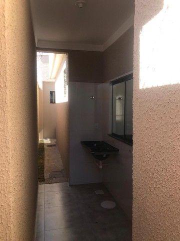 Casa Nova 2 quartos, suite no setor Residencial Elizene Santana - Goiânia - GO - Foto 5