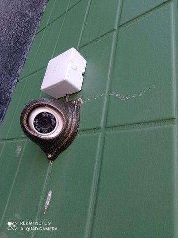 Segurança, câmeras, cercas, alarmes, motores - Foto 5