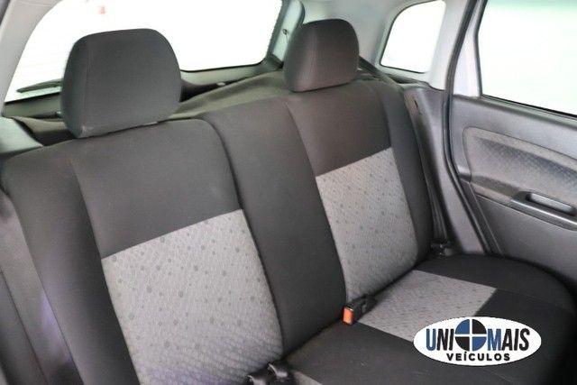 Lindo Ford Fiesta 2014 1.6 Class Hatch 8 V prata! muito acima da media! - Foto 4