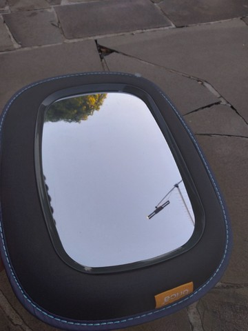 Espelhos para carro cadeirinha!
