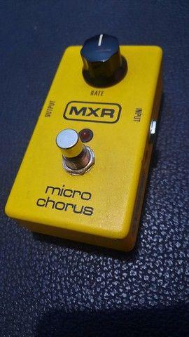Pedal MXR Micro Chorus