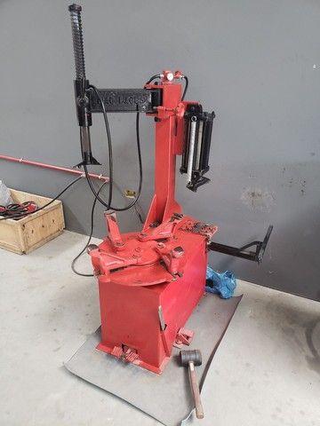 Uma máquina  de  alinhamento  completa semi novo  - Foto 9