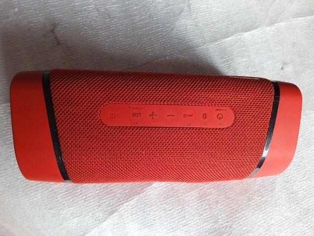 caixa de som sony original srs-xb33 pouco uso - Foto 3