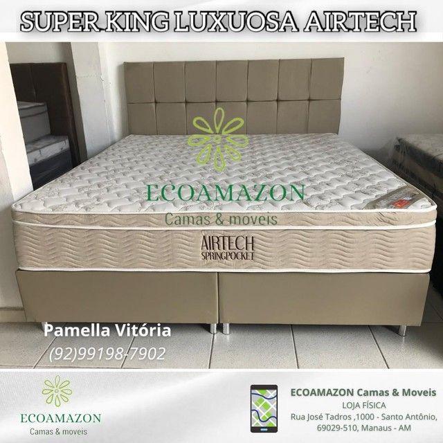 Cama SUPER KING MOLAS ENSACADAS