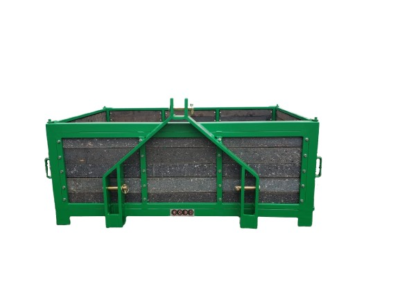 Plataforma Traseira Agrícola - PLT 750G - Foto 3