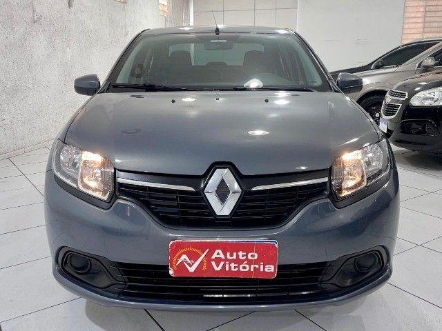 Renault - Logan EXP 1.0 - Completo