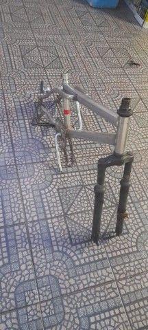 quadro de bicicleta croos  - Foto 2