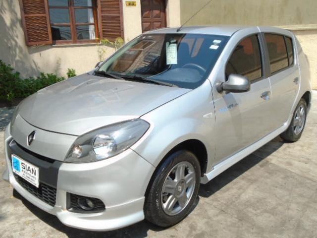 Renault SANDERO TECH RUN HI-FLEX 1.0 16V HI-FLEX