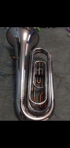 Tuba 3/4 Sib Weril  - Foto 3