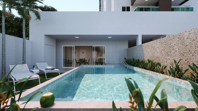 Apartamento para venda possui 68 metros quadrados com 3 quartos em Imbiribeira - Recife -  - Foto 5
