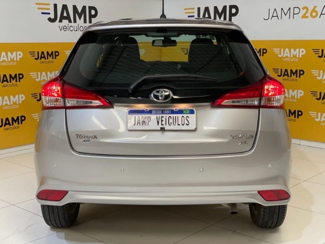 Toyota Yaris HB XL 1.3 Flex Mecânico 2019 - Apenas 18.000km rodados -  - Foto 7