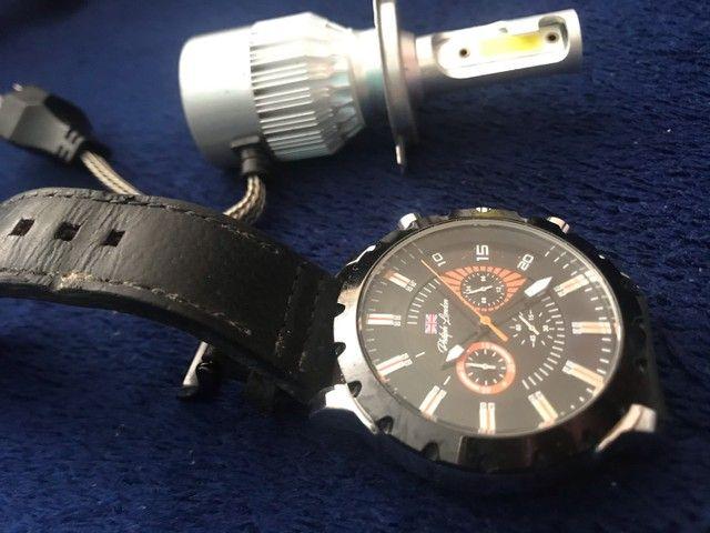 Relógio e Led - Foto 2