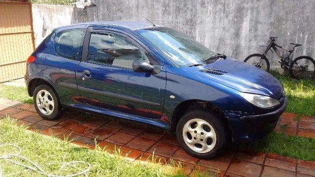 PEUGEOT 206 2000 COMPLETO