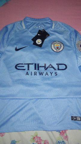 Camisa Manchester City 17/18