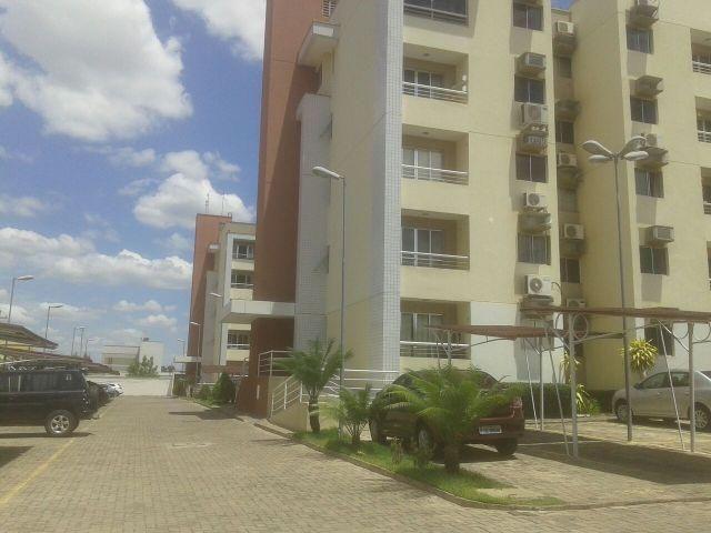 Apartamento no Condomínio Vila Rica