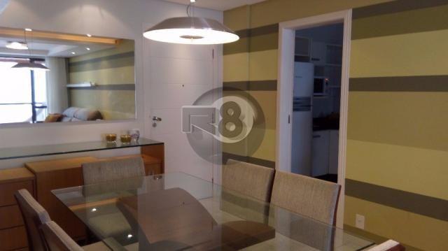 Apartamento padrão Koerich, lazer competo