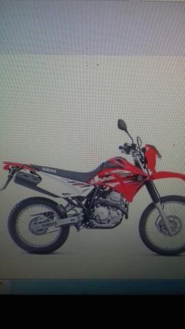Lander xtz 250 Yamaha