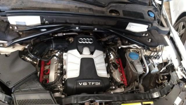 Sucata Audi SQ5 354Cvs 2014/2014 Gasolina - Foto 10