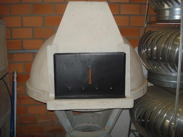 Kit Forno Campeiro (108x105x68cm)