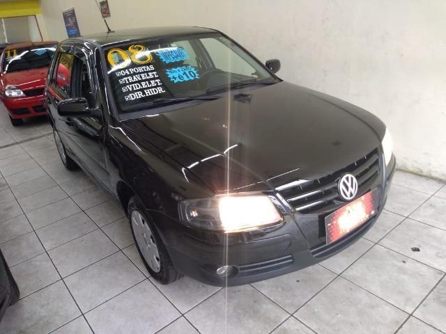Vw - Volkswagen Gol 4000 de Entrada e financie com score baixo - Foto 5