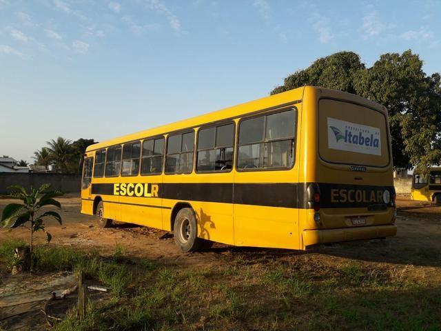 Ônibus motor 1721 so vendo