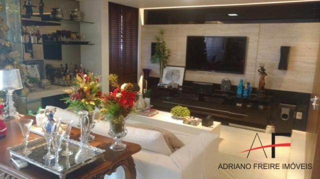 Excelente apartamento, mobiliado, com 3 suítes, na Rua Ana Bilhar - Foto 6