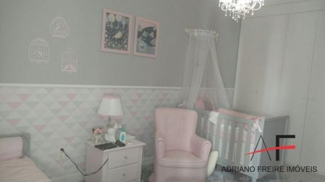 Excelente apartamento, mobiliado, com 3 suítes, na Rua Ana Bilhar - Foto 12