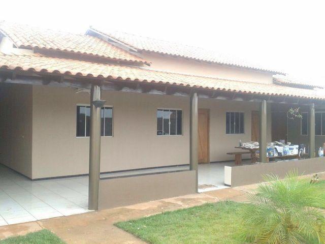 Casa em Alto Garças 3 quartos s/ 1 suíte