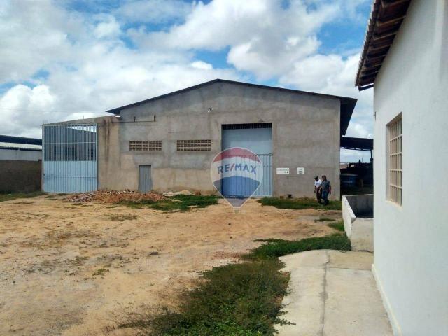 Galpao no distrito industrial 500 mt   2.500, aluguel - Foto 3