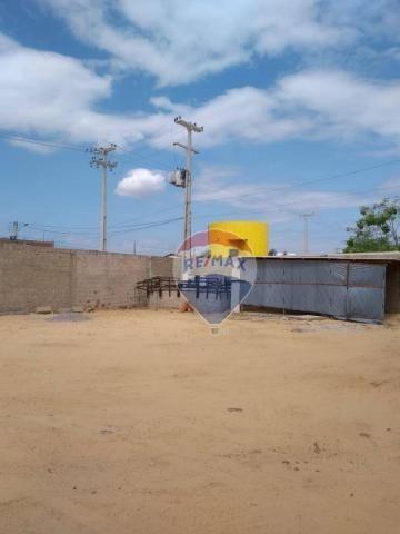 Galpao no distrito industrial 500 mt   2.500, aluguel - Foto 6
